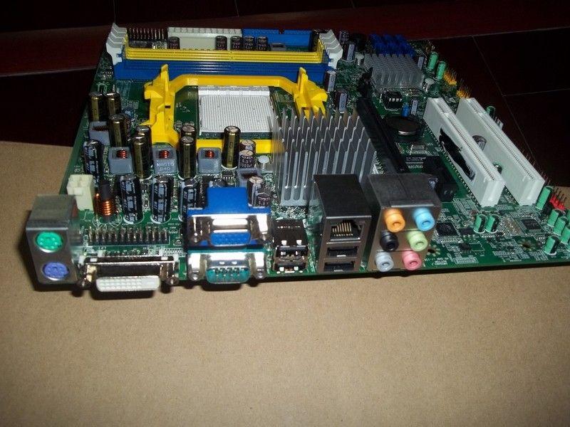 100% original motherboard für ACER Aspire M3200 RS780M03A1 Sockel AM2 + DDR2 780G Desktop motherboard Kostenloser versand