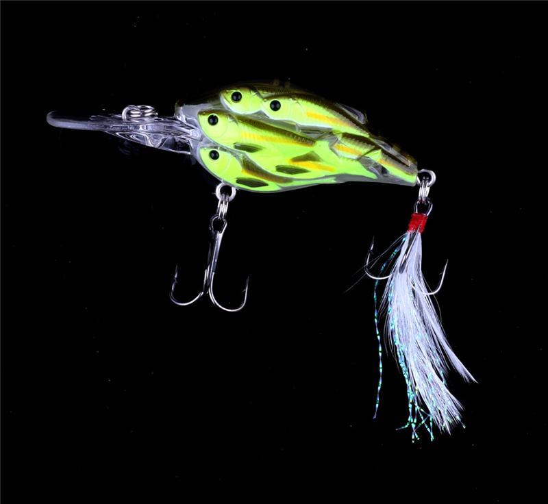 Marca Shad Crankbait señuelos de pesca con mosca 11cm 12.5g Big Game Live Target pesca de señuelos trastos de pesca