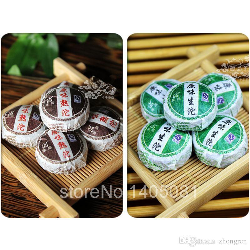 À vendre! La saveur de polyuréthane 50 PU est 'oui', Pu'er Tea, Yunnan Pu'er Tea et Chinese Mini derrière + LIVRAISON GRATUITE