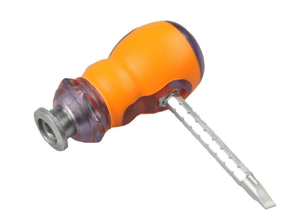 Podwójny śrubokręt płaski Phillips Śrubokręt Sterownik Losowy Narzędzia Narzędzia Narzędzia Ręczne Ferramentas Herramientas