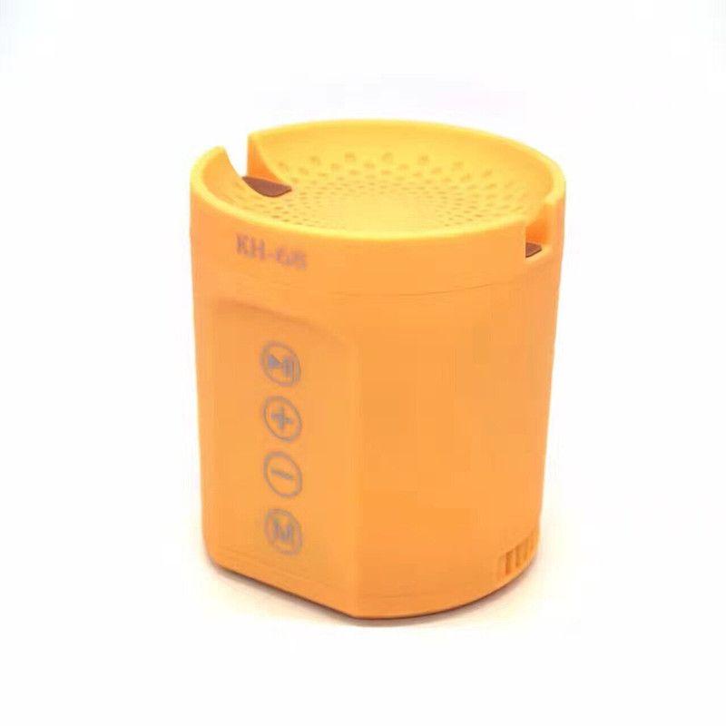 Bluetooth мини-динамик KH-68 беспроводные портативные колонки поддержка USB флэш-накопитель TF карта FM-радио держатель сотового телефона с розничной коробке Бесплатная доставка