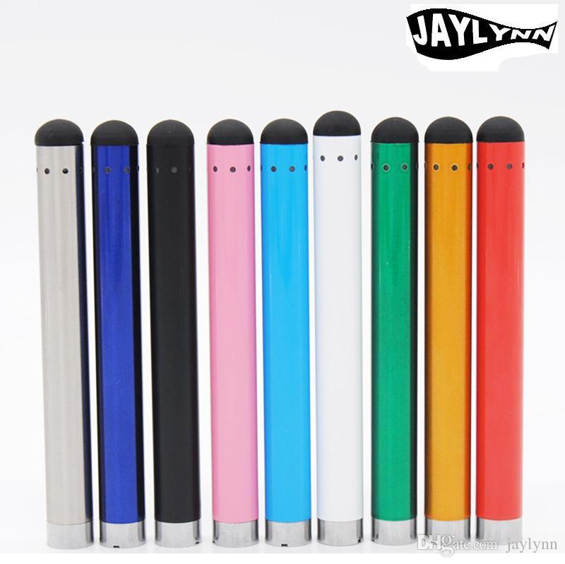 CE3 Batería O Pen Bud Touch E-cig Batería 280 mah 510 Batería de hilo delgado con Touch Head para CE3 Cartridge