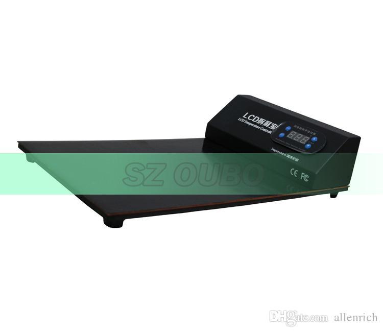 Mobile Phone Hot Iron Metal Tablets LCD Screen Separator, Split Glass Refurbish Machine, Via DHL Fast Shipping