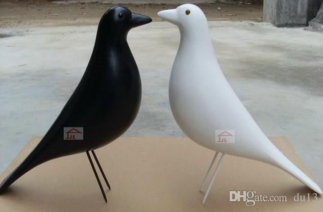2018 Art Designer Vitra Eames House, Bird\'S Mustang Bird Pigeon ...