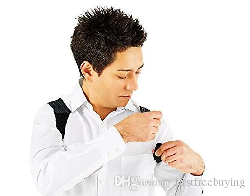 High Quality Body Posture Support Corrector Back Bracer Band Pain Feel Young Belt Brace Shoulder for Men