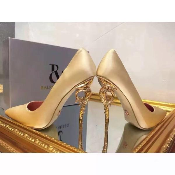 2016 Green Organza Grey Blue Black Red Silk Comfortable Wedding Shoes High Heels Bridal For Prom Evening Party Hot Sale