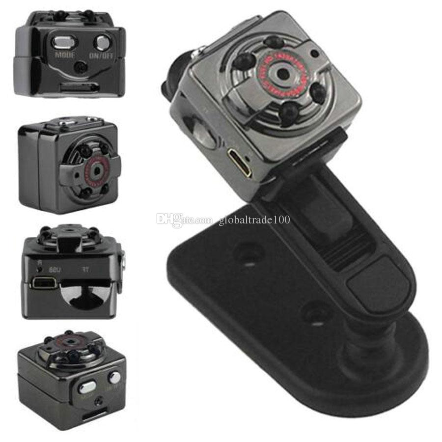 SQ8 Small Mini Camera Full HD 1080P 720P Infrared Night Vision Sport DV Voice Video Recorder Camcorder Best Quality Action Cameras