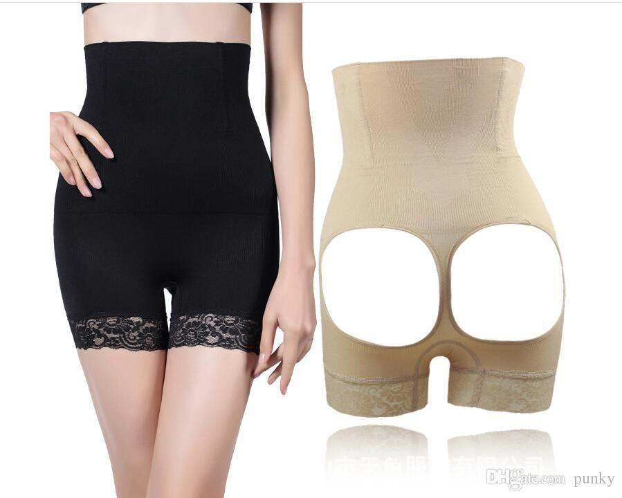 2da4cf65ea 2019 Butt Lifters Panties Women Hot Shapers Control Short Panty Slimming Underwear  Butt Enhancer Booty Lifter Shaper Shapewear Plus Size From Punky