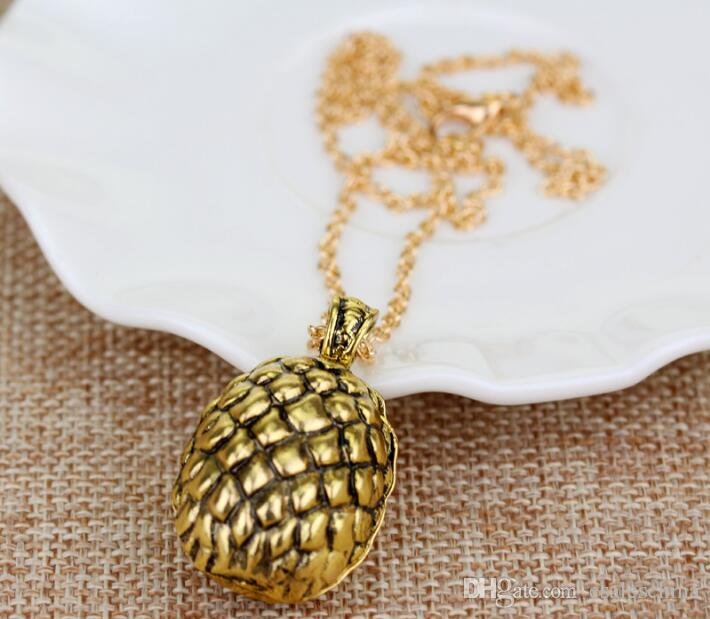 Europe and the United States hot game dragon egg pendant necklace a song of ice and fire power #3043