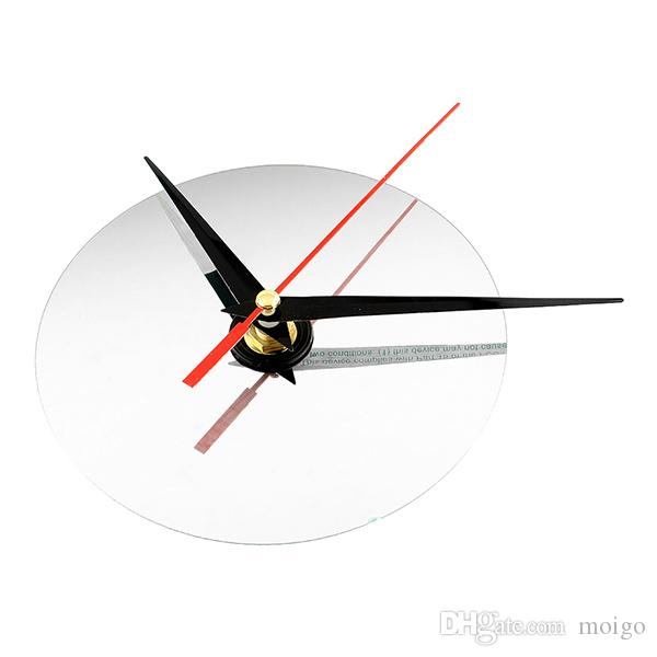 3D Luxury DIY Mirror Design Wall Clocks Home Decor Decal Stickers Art Wall Clock