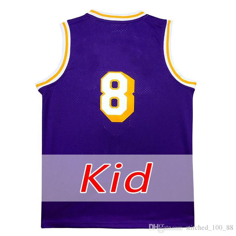 1fdd78fa72e Youth Kids 8 24 Kobe Bryant Jersey Mens Throwback Mesh Adult 8 Kobe ...  2017 24 Kobe Bryant Jersey 8 Throwback High School Lower Merion 33 ...