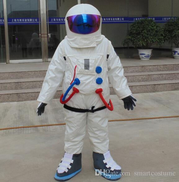 ff4ddd97f94f SM0425 100% Positive Feedback An Adult Astronaut Mascot Costume Spaceman  Costume Space Suit For Adult To Wear Custom Mascot Costumes Mascots For  Sale From ...