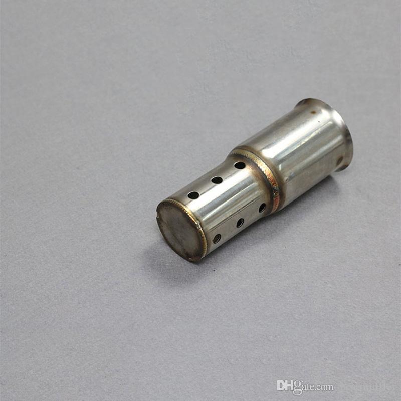 Allonger universel le pot d'échappement catalytique pour moto silencieux d'échappement DB tueur silencieux