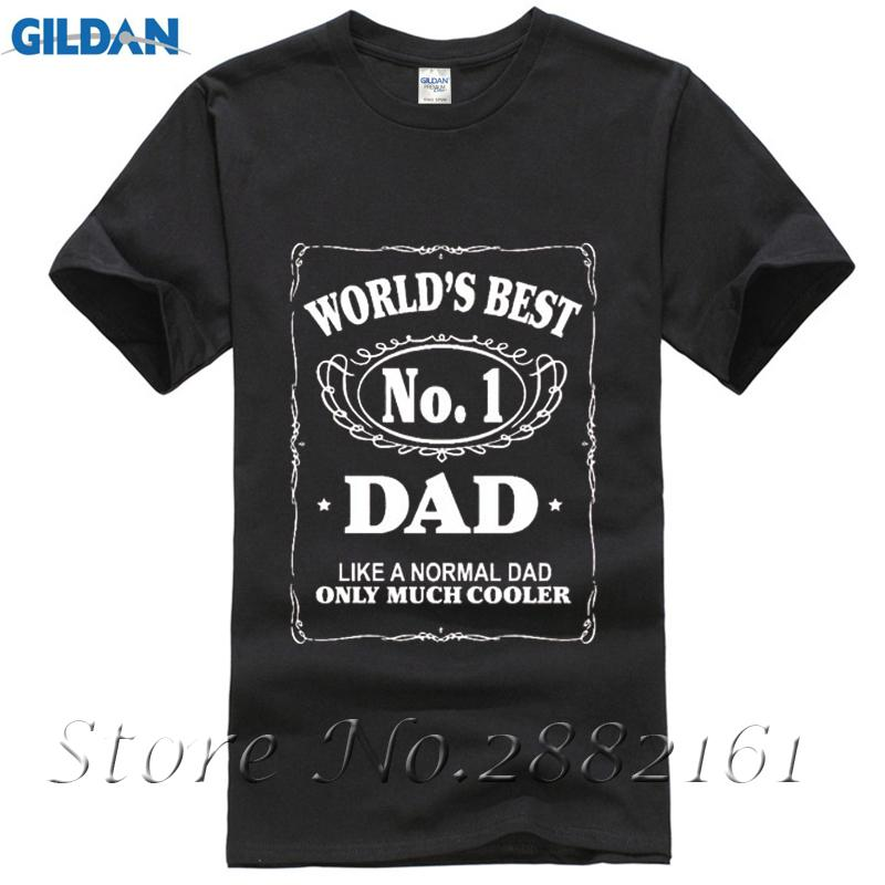 a282a82b44b World Best Number 1 Dad T Shirts Funny Father s Day Birthday Gift T ...