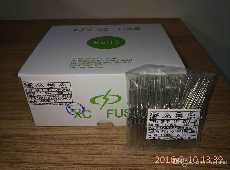 Großhandel Hohe Qualität 3,6 * 10mm Glaszeitverzögerung ...