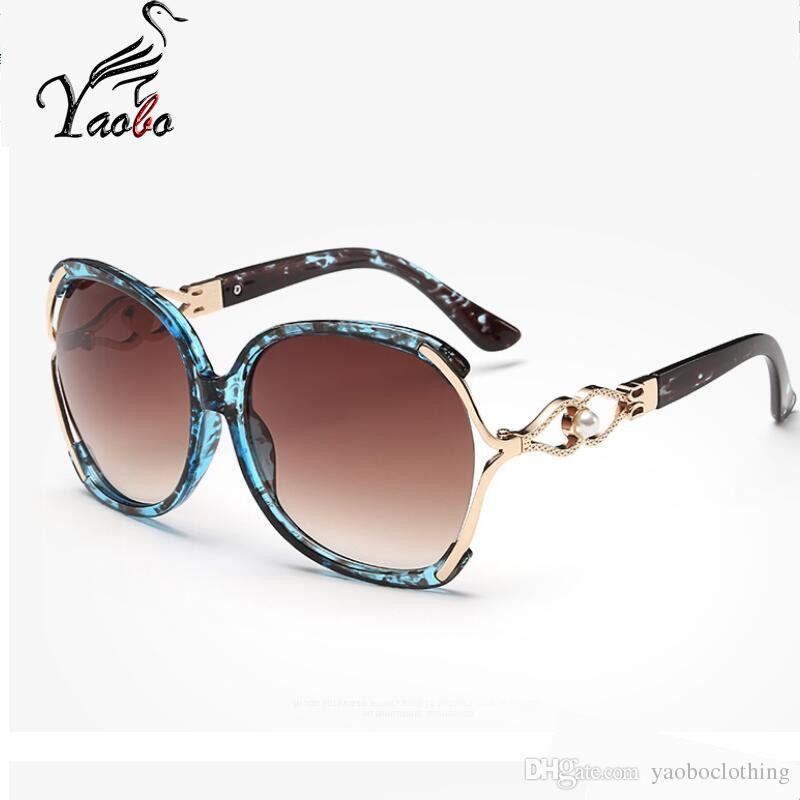 27a40141e Yaobo 2017 Butterfly Sunglasses Women Brand Designer Outdoor Sunglass  Fashion Sun Glasses for Women New Oversized UV 400 Shades Female Sun Glasses  BUTTERFLY ...