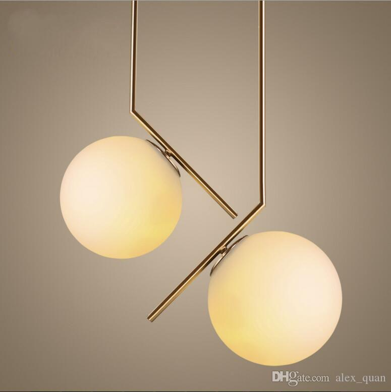room living heads ball bulb glass lamparas product magic led dinning modern bedroom for lighting chandelier light muti rbvagloqd pendant colgante stylish lamp