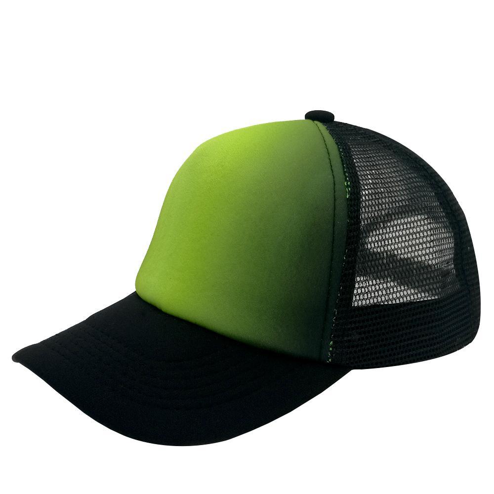 High Quality Fashion Style Golf Caps Trucker Mesh Hat Blank Polyester  Unisex Basketball Cap Gradient Print Wholesale Flat Cap Trucker Hats From  Zeguchunxiao ... 4be15d6e7e2