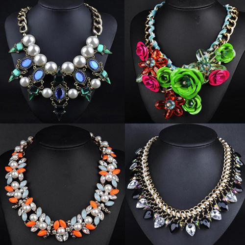 edb244a24 2019 DHL Shipping & Wholesale Fashion Jewelry Statement Necklaces Beads  Necklace Pendant Necklace Costume Jewelry Chokers 170406 1 From  Giftwang502, ...