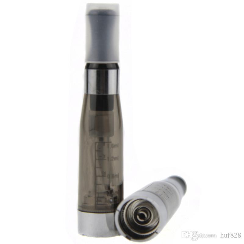 CE4 Atomizador 1.6 ml 2.4ohm cigarros eletrônicos vaporizador clearomizer 510 fio para E cig todas as séries ego CE5 CE6 Clearomizer