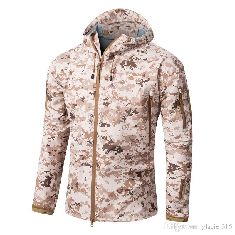 Shanghai Story new sale TOP Quality TAD GEAR SPECTRE HARDSHELL Jacket Outdoor Military Tactical Waterproof Windproof Sports Jackets