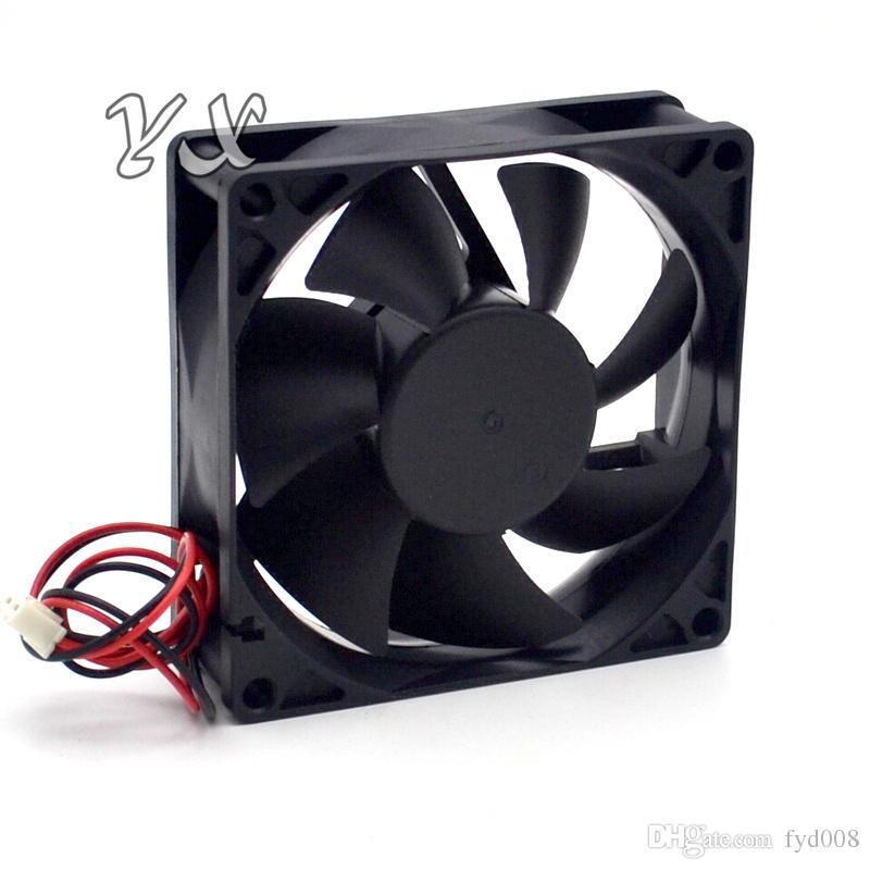 Ventilador de 80 * 80 * 25 ventilador 24V E 0.24A CHA8024EBN-K