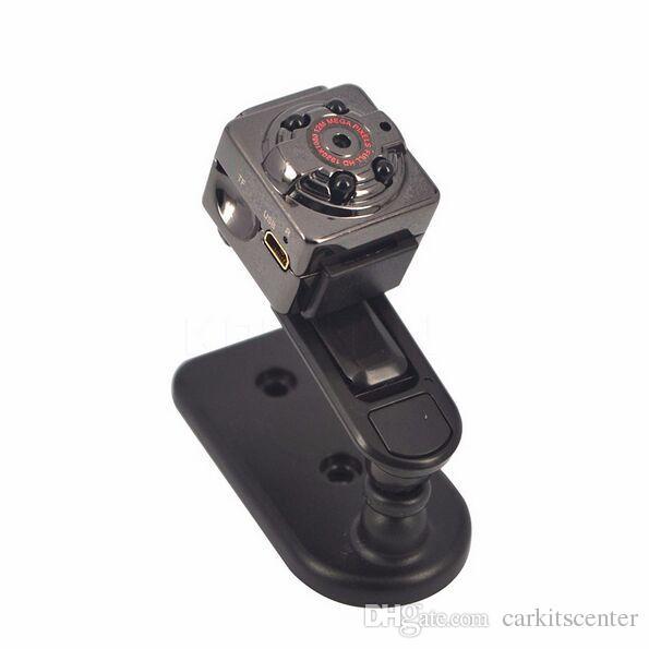 HD 1080P 720P كاميرا مصغرة الرياضة SQ8 Espia مصغرة DV صوت مسجل فيديو الأشعة تحت الحمراء للرؤية الليلية الرياضة الرقمية DV صوت فيديو التلفزيون خارج