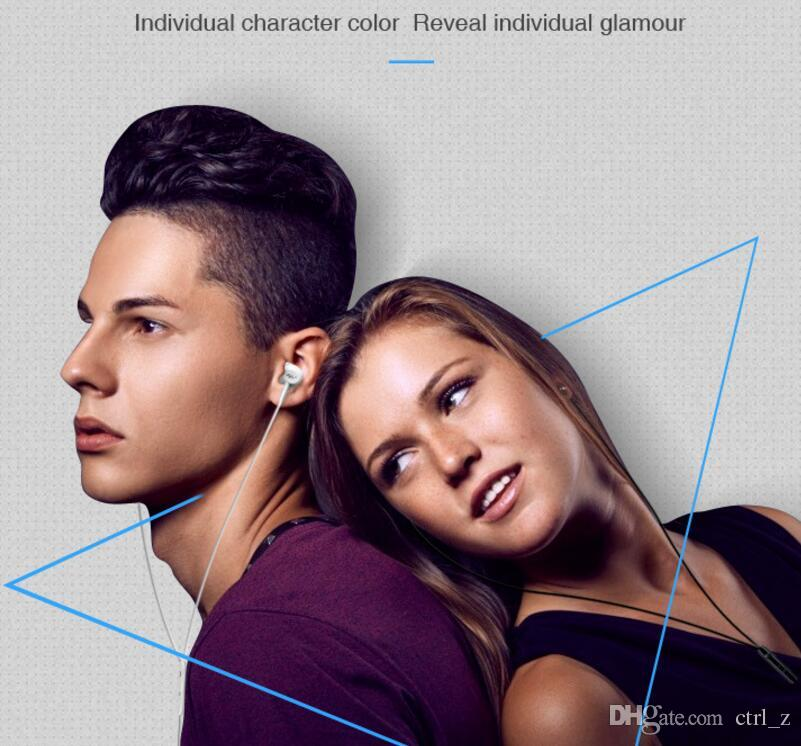 M8 In-Ear Heavy Bass Earphone 10MM With Microphone 3.5mm Jack Sports Music Earphones Headset For IPhone Huawei Xiaomi Sony