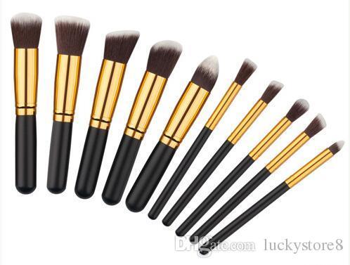 Professional pinceaux de maquillage Set yeux cosmétiques sourcils Ombre Cils Blush Kit Free Draw String Maquillage Outils DHL LIVRAISON GRATUITE