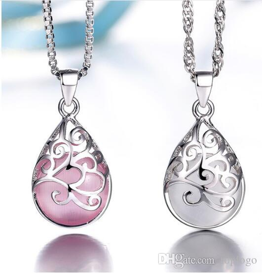 Wholesale silver plated pendants female models love the trevi wholesale silver plated pendants female models love the trevi fountain moonlight opal fashion jewelry high quality jewelery costume jewelry lockets from mozeypictures Gallery