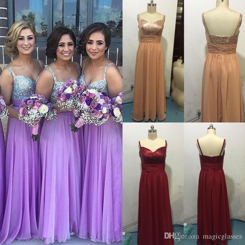 Fantástico Affordable Bridesmaid Dresses Canada Embellecimiento ...