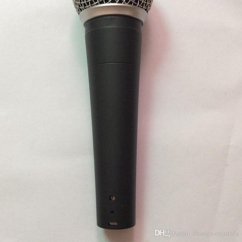 السلكية نسخة عالية الجودة الصوتية كاريوكي ميكروفون دينامية ميكروفون محمول حرية الملاحة.