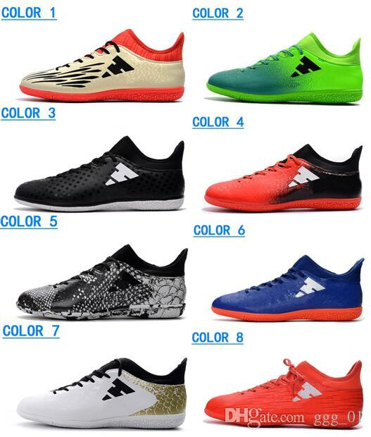 best authentic 38aed 82ace Compre 2017 ACE 16+ PureControl IC Zapatos De Fútbol Para Hombre Botas De  Fútbol Rendimiento Barato Para Hombre 16 Tacos De Fútbol Zapatos De Fútbol  Botas ...