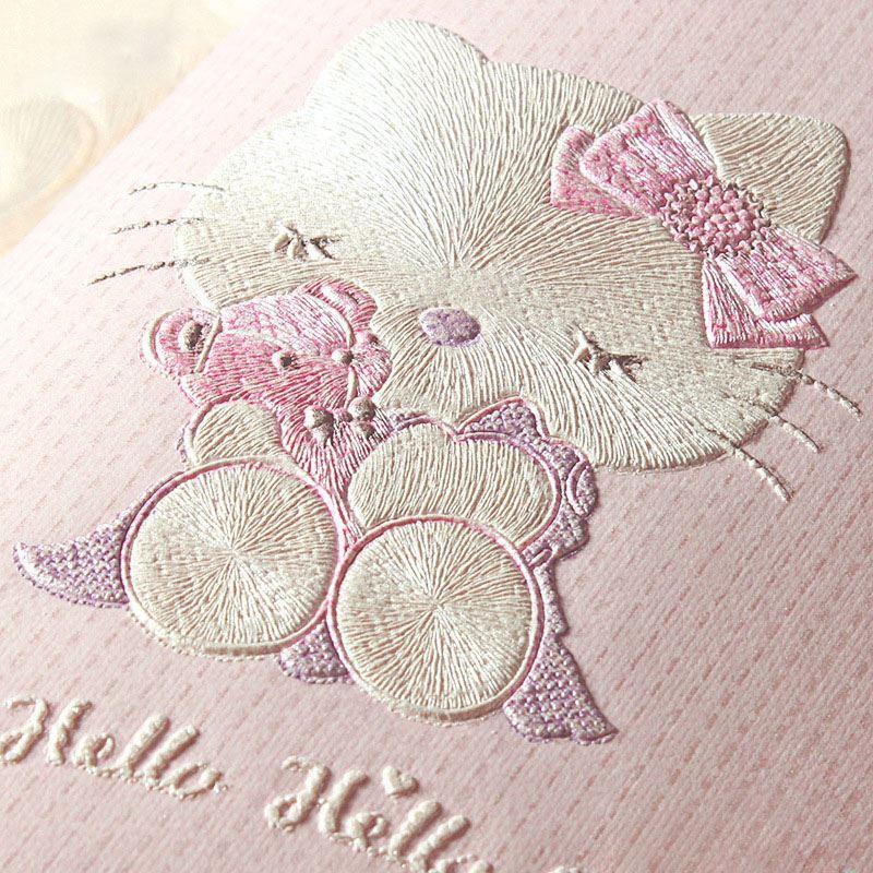 Kinderzimmer Tapete für Wände 3 D Stereo Geprägte Cartoon Katze Vliestapete  Cute Baby Zimmer Mädchen Schlafzimmer Tapeten