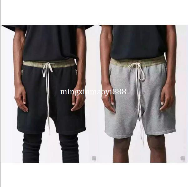 Best Quality New Hot Black Grey Big And Tall Kanye Urban Clothing