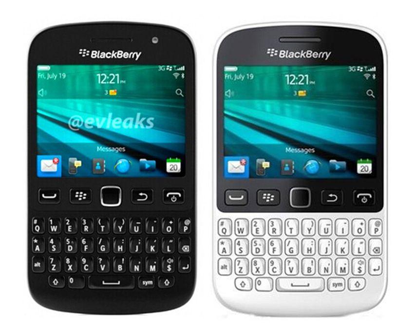 Refurbished Original Blackberry 9720 Unlocked Mobile Phone 2.8 inch Screen 512MB RAM 5MP Camera WIFI Touch Screen + QWERTY Free DHL