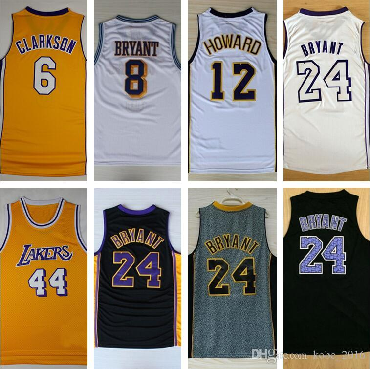new product 12a76 6baa0 kobe bryant lower merion jersey 24