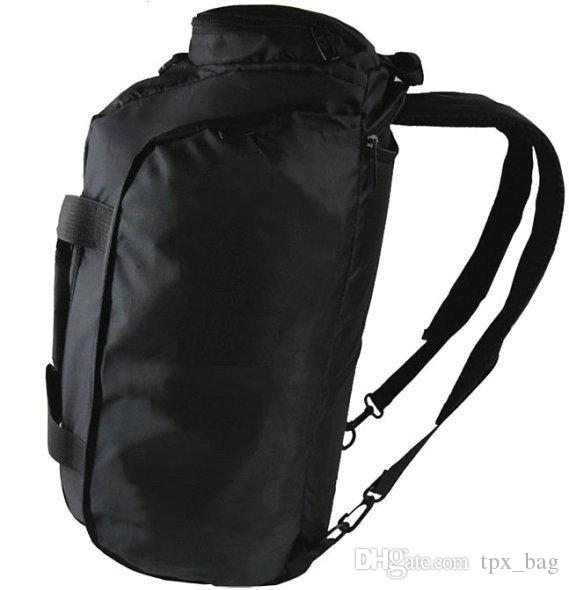 Saco de lona Eiasn Top Hardstyle tote DJ 2 maneira de usar mochila Música bagagem Trip ombro duffle Sling pacote de Esporte