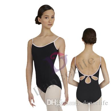 0d6db8788 Child Ballet Leotard C2049 Camisole Featured Key-hole Back Children ...
