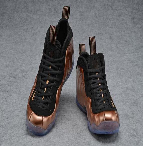 Nuevo es Nuevo modelo con alta calidad Penny Hardaway Red Suede Baloncesto Deporte Calzado deportivo Zapatillas de deporte Tamaño US 7-13
