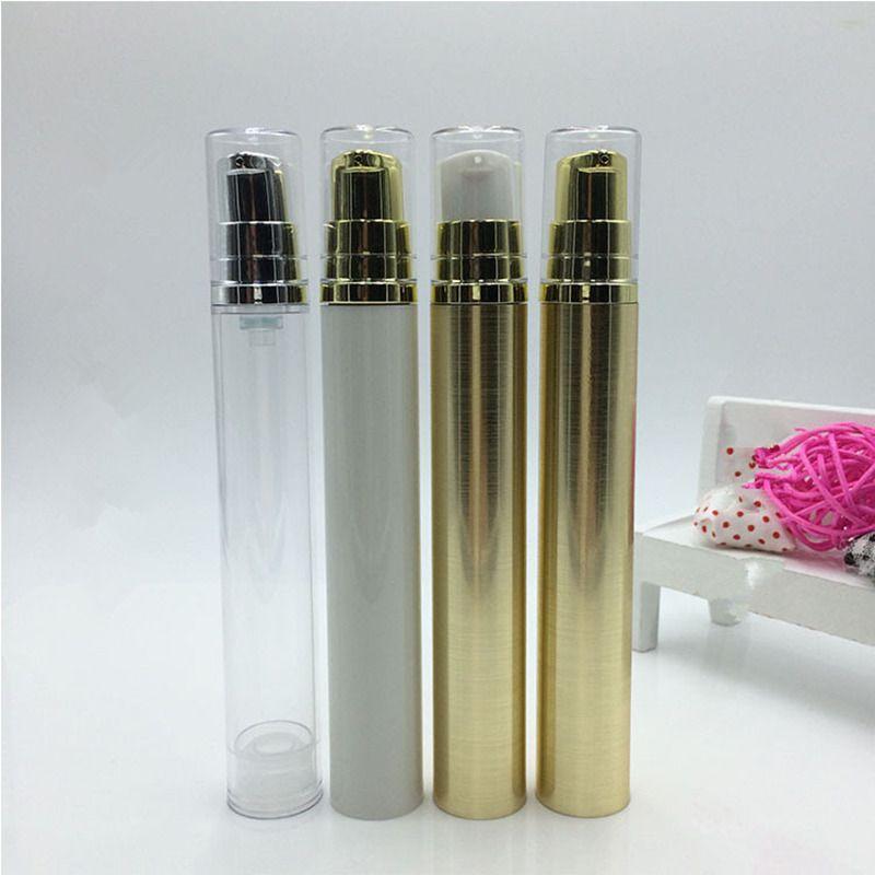 5ml Empty Airless Pump Bottles Vacuum Pressure Emulsion