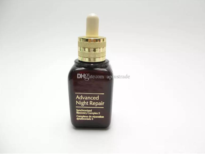 Famoso hidratante blanqueamiento Crema facial antiedad para el cuidado de la piel Reparación nocturna avanzada Repaire Syncronized Recovery Reparación 50 ml libre de DHL