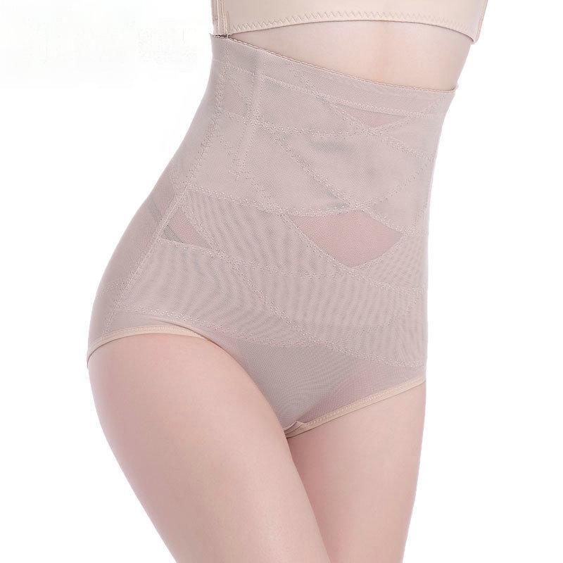2017 Faja Reductora Hombre Kadınlar Zayıflama Dikişsiz Vücut Şekillendirme Pantolon Shapewear Yüksek Bel İç, karın Karın Kaldırma Kalça Korse Şekillendirici