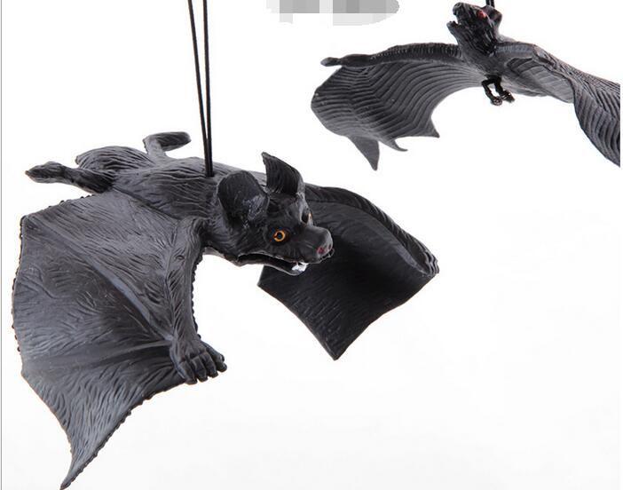 Halloween anti-tronc chauves-souris suspendus Halloween cadeaux drôles Halloween accessoires décoratifs G810