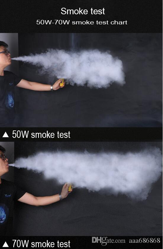 juegos de cigarrillos electrónicos GT 100W gran potencia gran humo 18650 batería vape kits de pluma atomizador vaporizador tanque 2 ml Venta caliente y de alta calidad
