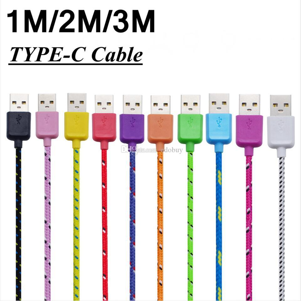 1M 2M 3M FLAT NOODLE MICRO USB CHARGER CABLE FOR GOOGLE LG NEXUS 7 4 10 ONE S G
