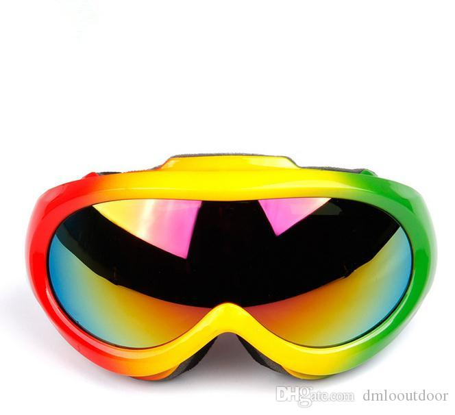 915df4b8e5c New Professional Ski Goggles for Children Ski Goggles Anti Fog ...