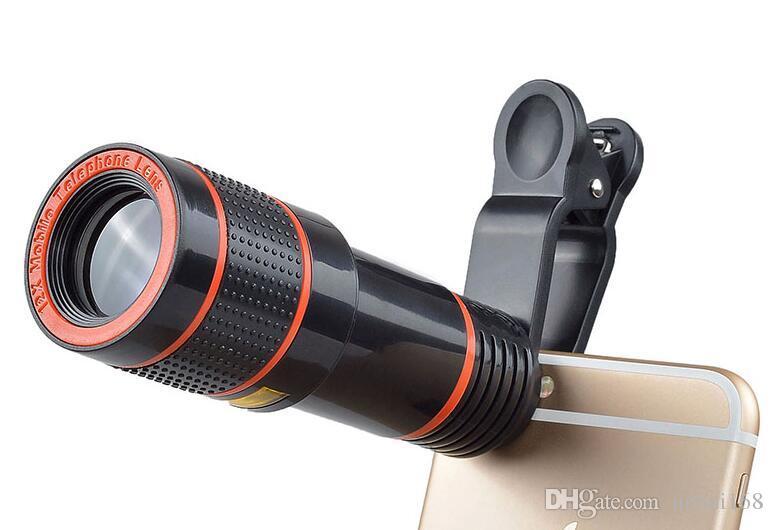 Astronomie fernrohr neueste zoom handy kamera handy teleskop