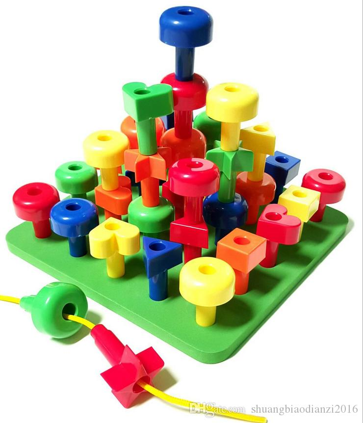 Popular Childrens Toys : Children s educational building blocks the most popular