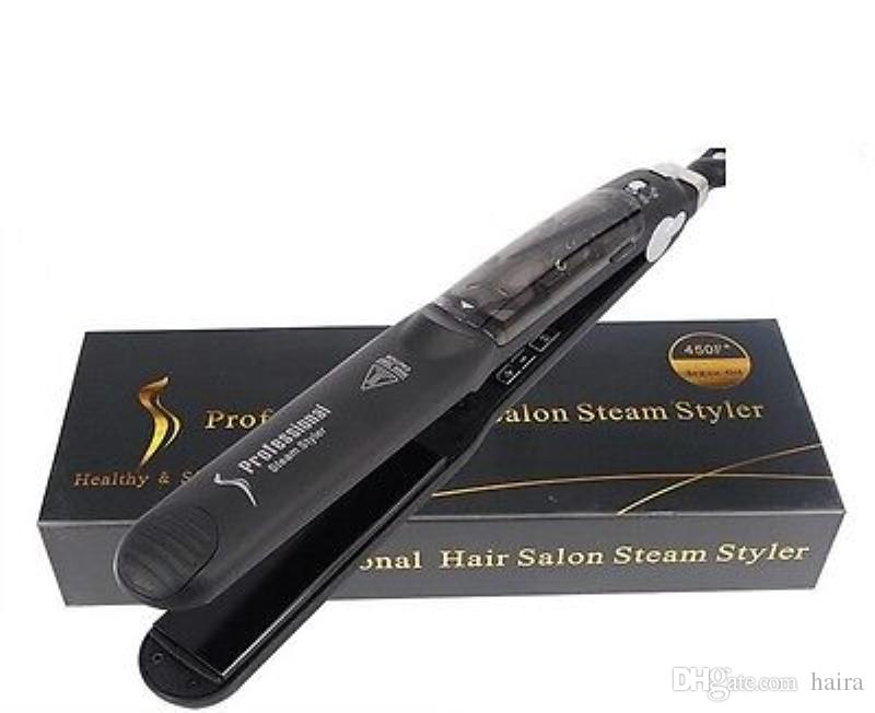New Professional Tourmaline Ceramic Hair Straightener
